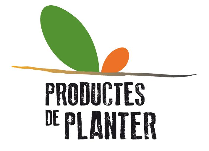 logo planter